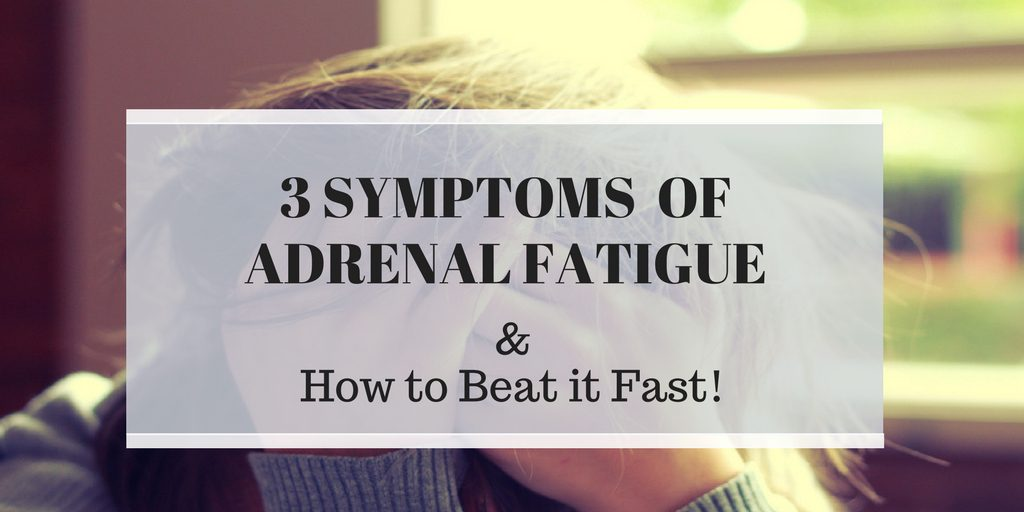 Symptoms of adrenal fatigue . Top remedies to cure adrenal fatigue.