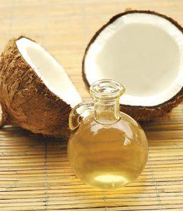 Coconut Oil to treat Eczema