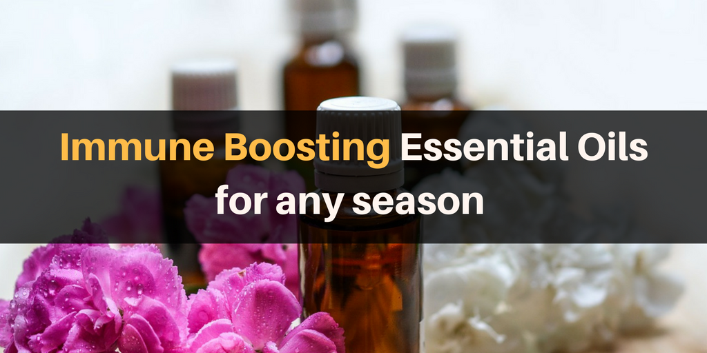 Immune Boosting Essential Oils