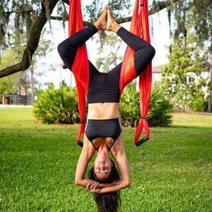 Yoga Aerial Swing